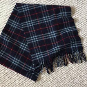Burberry vintage scarf